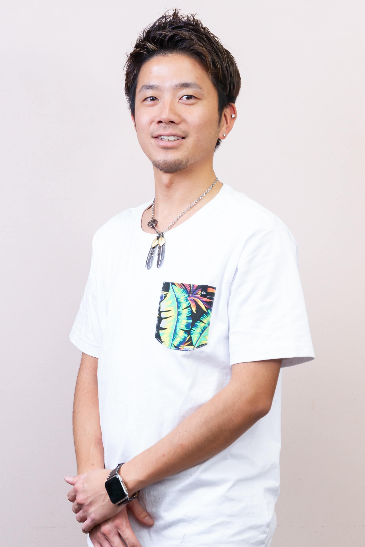 スタイリスト森井伸明